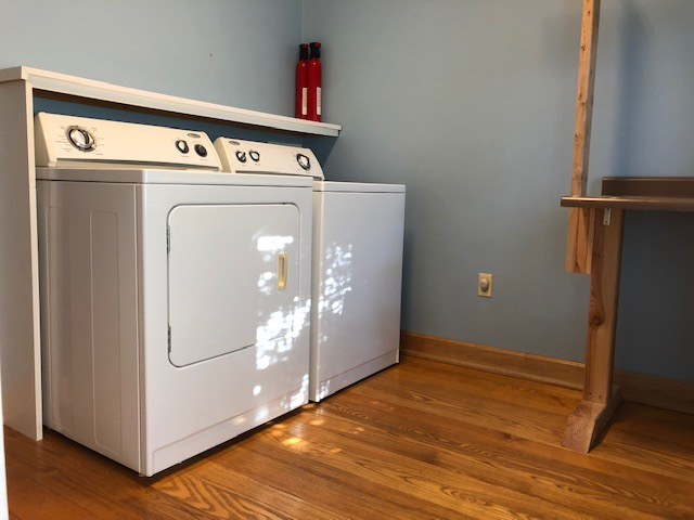 Washer/ Dryer Laundry Room