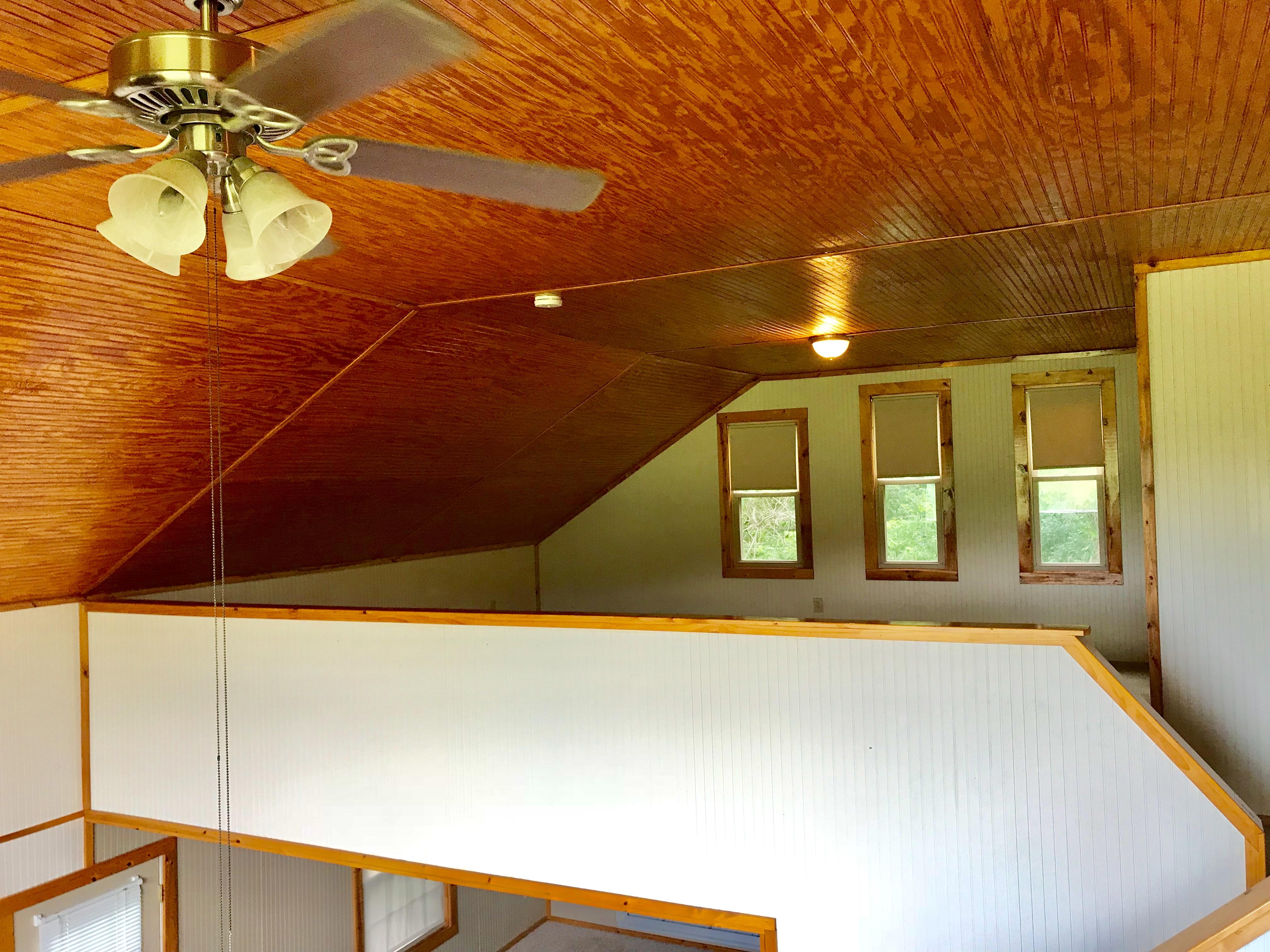 Loft/ Master Bedroom